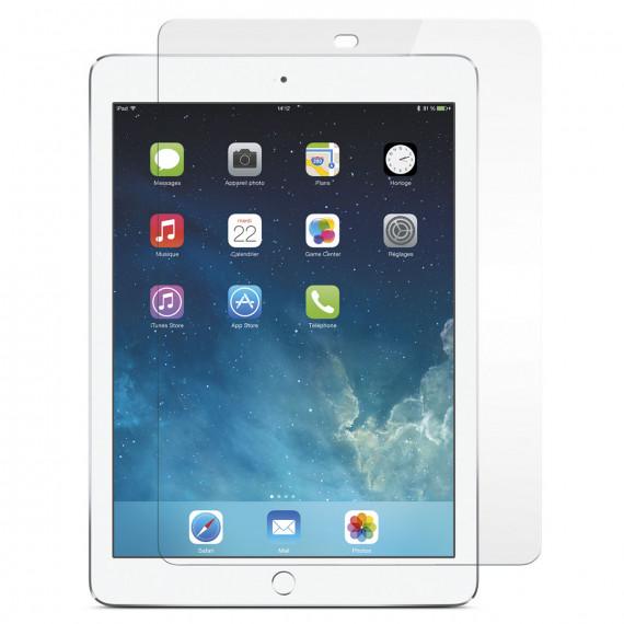 Protège-écran en verre trempé finition transparente pour iPad 2018/iPad 2017/iPad Air/Air 2