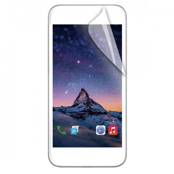 Protège-écran incassable anti-chocs IK06 finition transparente pour iPhone 8/7/6/6S