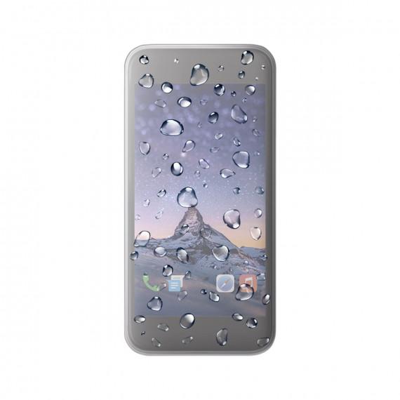 Poche de protection anti-éclaboussures U.FIX pour smartphone
