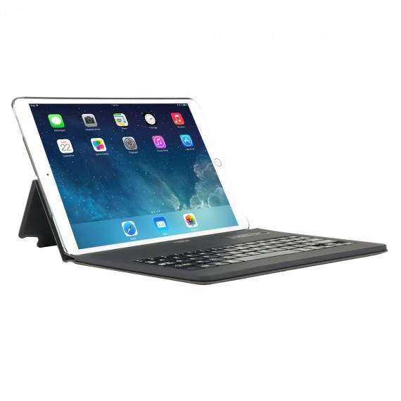 """Coque de protection folio Origine pour iPad Air 10.5"""" (2019)/Pro 10.5'' avec clavier bluetooth français"""