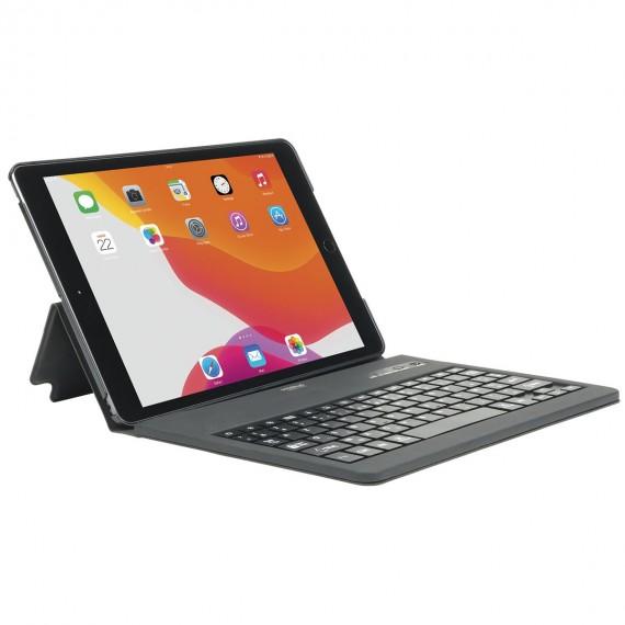 """Coque de protection folio Origine pour iPad 2019 10.2"""" (7th gen) avec clavier  Bluetooth® français"""