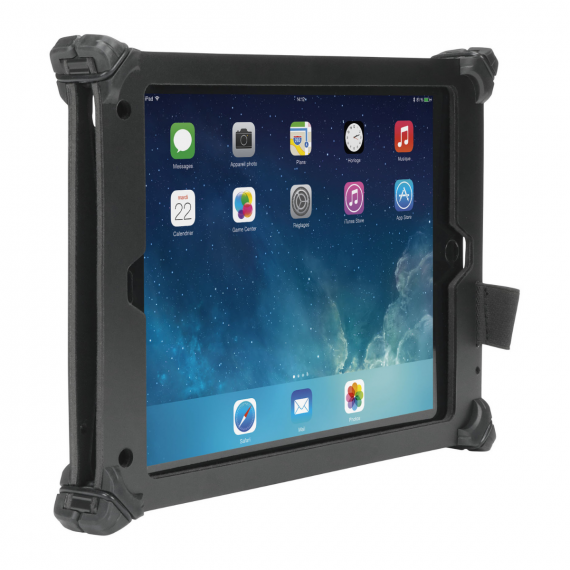 Coque de protection durcie Resist Pack pour iPad 2018/2017/Air 2/Air