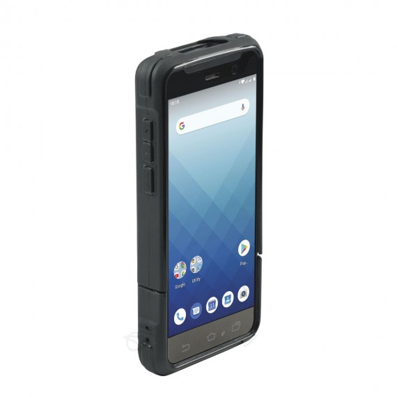 reinfirced protective case dedicated to protect you unitech pa760 pda on the field