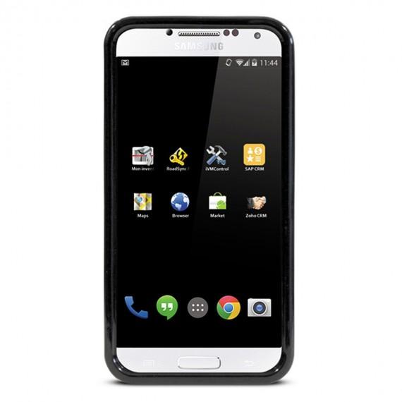 Coque de protection T series pour Galaxy  A8