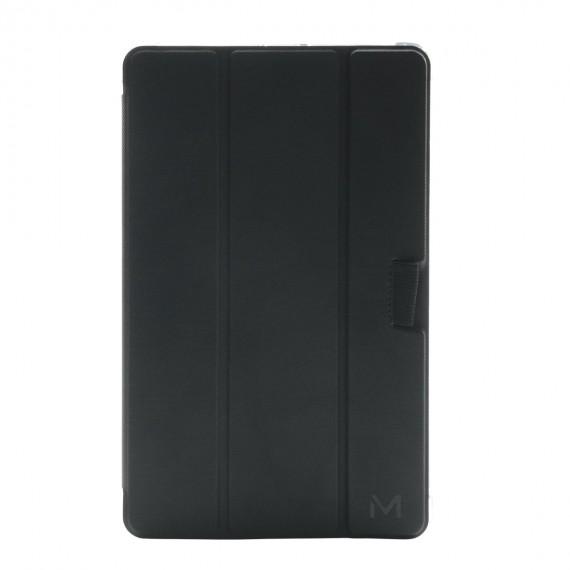 Coque de protection Edge avec folio et coins renforcés pour Galaxy Tab A 2019 10.1''