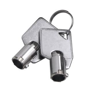 1 Clé Pass pour câbles de sécurité Mobilis® ref.001225 et 001226