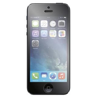 Protège-écran en verre trempé finition transparente pour iPhone 5/5S/5C