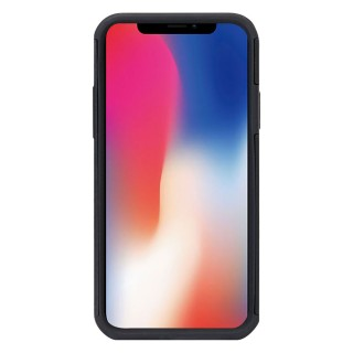 Coque de protection durcie Bumper pour iPhone Xs/X