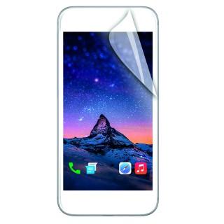 Protège-écran incassable anti-chocs IK06 finition transparente pour iPhone 11/Xr