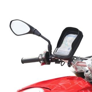 pochette smartphone étanche pour moto