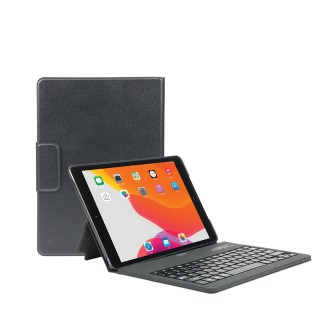 case with french bluetooth keyboard for ipad 8th gen and 7th gen
