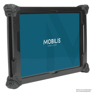 Coque de protection durcie Resist Pack pour Galaxy Tab Active2 8'' avec coque arrière Samsung