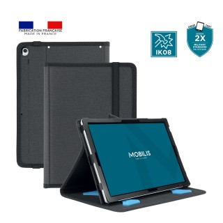 made in france protective case for iPad 2019 10.2'' (7th gen)