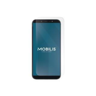 Protège-écran en verre trempé finition transparente pour Galaxy A8