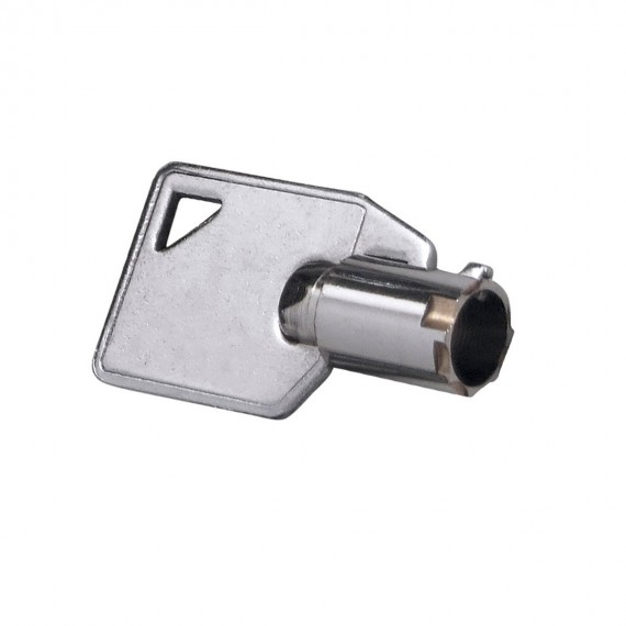 Pass key for Mobilis® security locks ref.001225 and 001226