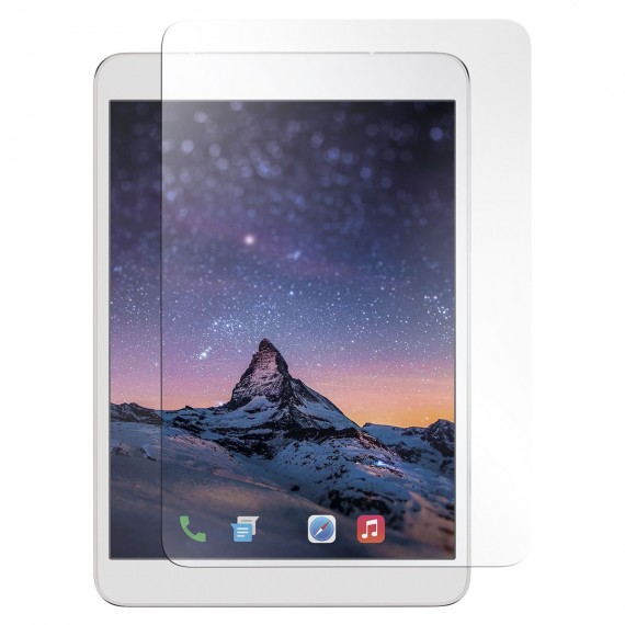 Screen protector tempered glass clear finishing for iPad Mini 4