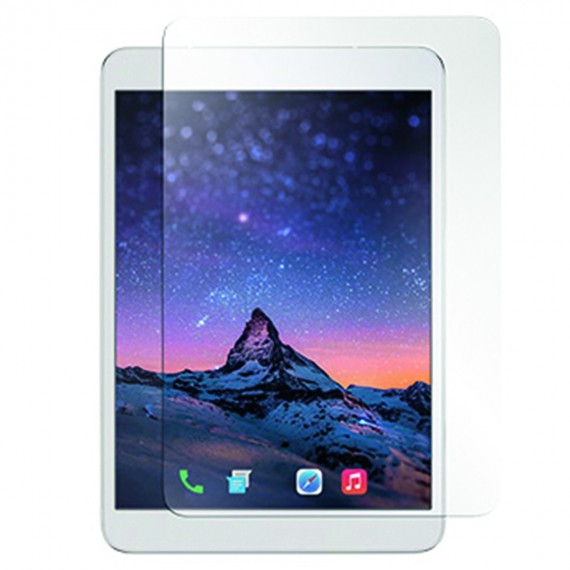Screen protector tempered glass matte finishing for Galaxy Tab A 2018 10.5''