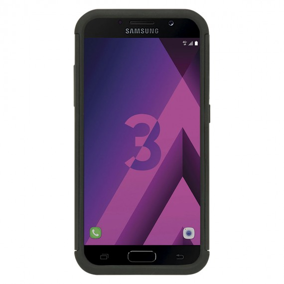 Bumper rugged protective case for Galaxy A3 2017