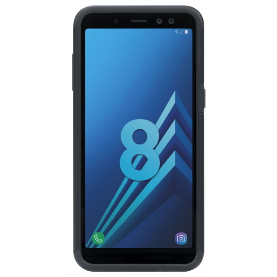 Bumper rugged protective case for Galaxy A8