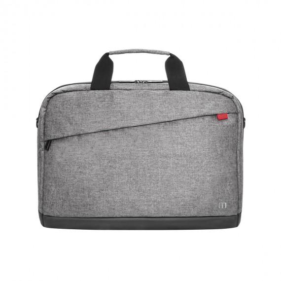 Trendy toploading briefcase Grey