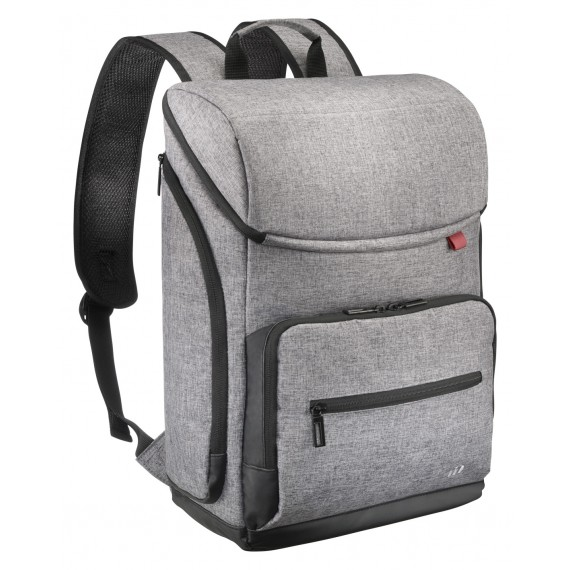 "Trendy backpack UP 14-16"" Grey"