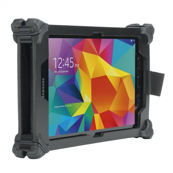 """Resist Pack rugged protective case for Galaxy Tab Active2 8"""""""
