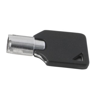 Pass key for Mobilis® security lock ref.001223 and 001236