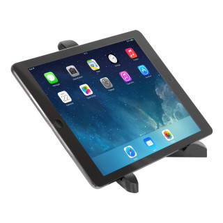 Tablets and smartphones portable fold-up stand