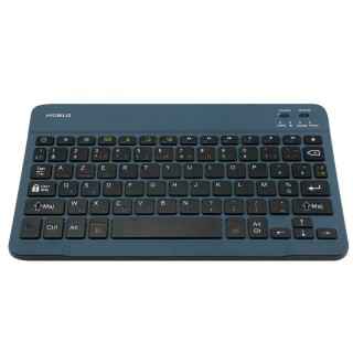 French Bluetooth keyboard for smartphone/tablet/TV