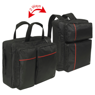 Executive 2 2-in-1 briefcase/ backpack 14-16''
