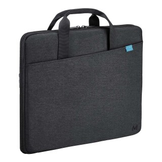Trendy compact briefcase Black