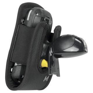 HHD Gun holster with belt + legstrap