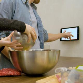 U.FIX smartphone/tablet home mount