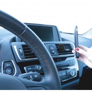 support smartphone pour grille de ventilation voiture