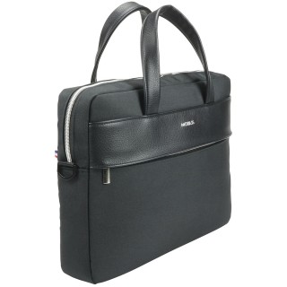 Pure toploading briefcase