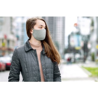 Textile masks cat.1 general public washable and reusable 6-pack