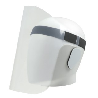 Protective anti-projection face shield 20-pack