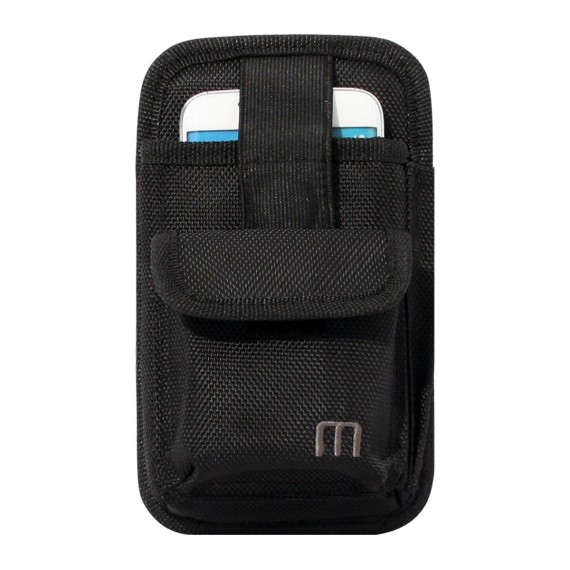 Tablet holster with belt