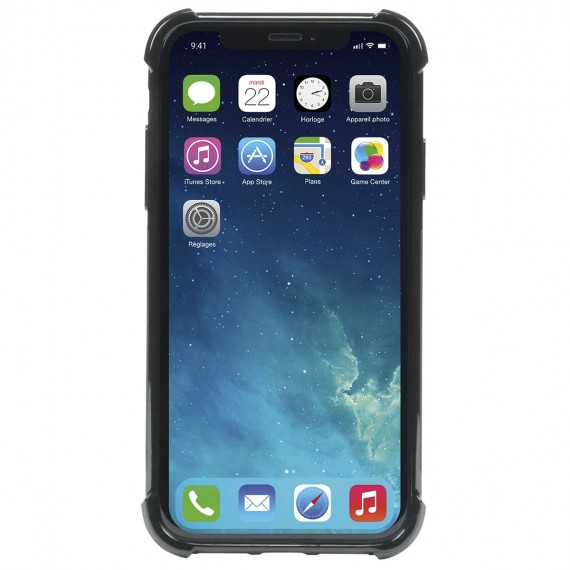 R series protective case with reinforced corners for iPhone 11