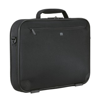 The One clamshell briefcase