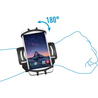 Wrist/Arm Band for smartphone and handheld device