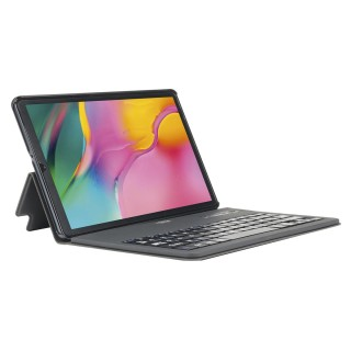 "Origine folio protective case for Galaxy Tab A 2019 10.1"" with French Bluetooth Keyboard"
