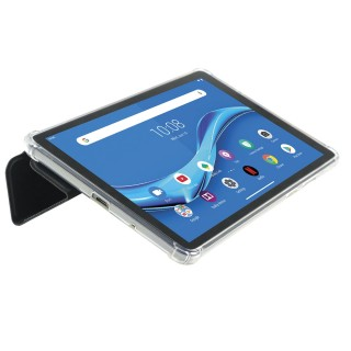 Edge protective case with folio and reinforced corners for Tab M10 Plus FHD 2019 (2nd gen) (TBX 606)